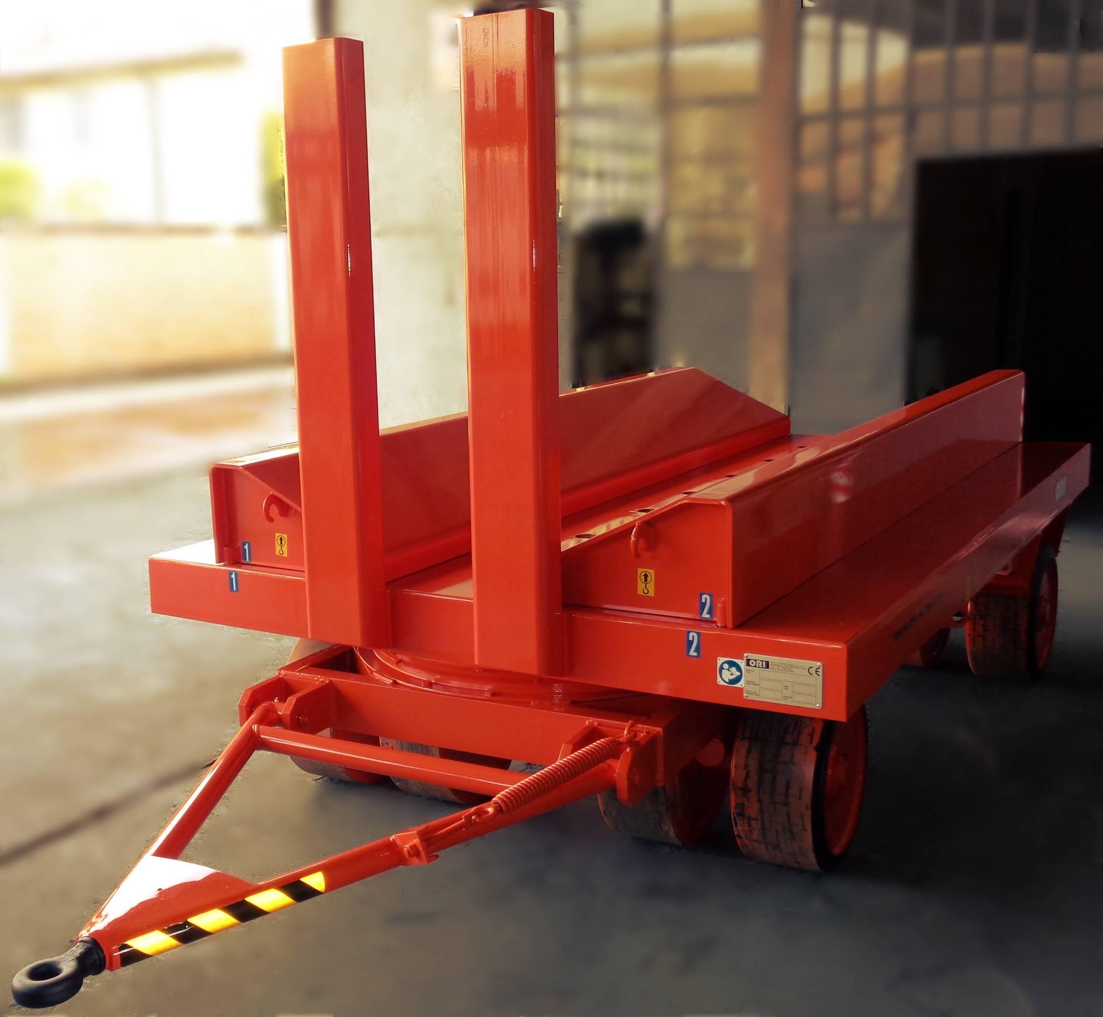 O.R.I di Altini Luigi | Carrelli per il trasporto industriale